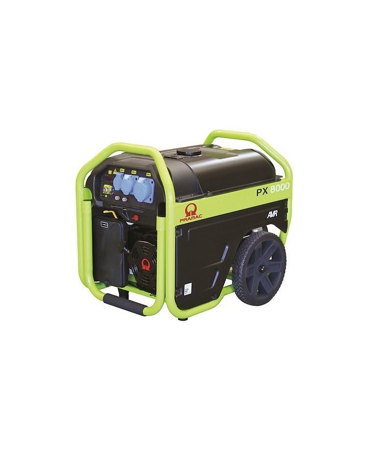 Generatore Pramac mod. PX 8000 230V 50H