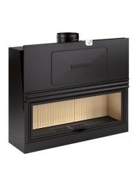 Monoblocco a legna con anta saliscendi Piazzetta mod. MA 265 SL