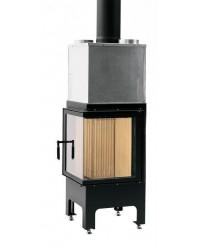 Monoblocco a legna Piazzetta mod. HT 510A