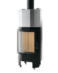 Monoblocco a legna Piazzetta mod. HT 555T A