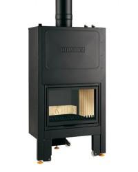 Monoblocco Thermo a legna Piazzetta mod. MT 610
