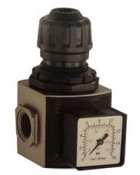 Regolatore di pressione ANI con manometro M/250/3 1/2
