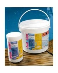 Tricloro Pool Master a lenta dissoluzione in pastiglie 1 kg NEW PLAST