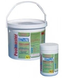 Tricloro Pool Master Multi Action 1 kg NEW PLAST