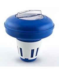 Diffusore galleggiante per tricloro Pool Master gr.200 NEW PLAST