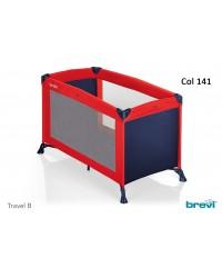 Lettino viaggio per bambini 0-4 anni Travel B Brevi cod. 610