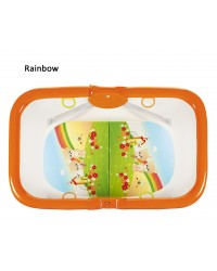Box per bambino con maniglie forma Rettangolare Brevi Circus Italia