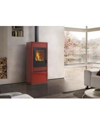 Stufa a legna Piazzetta E928 A Burn Control System