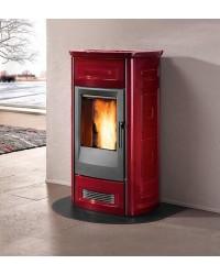Stufa Thermo a pellet Piazzetta mod. P963 C Thermo