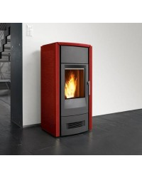 Stufa Thermo a pellet Piazzetta mod. P963 D Thermo