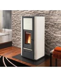 Stufa Thermo a pellet Piazzetta mod. P966 Thermo ACS