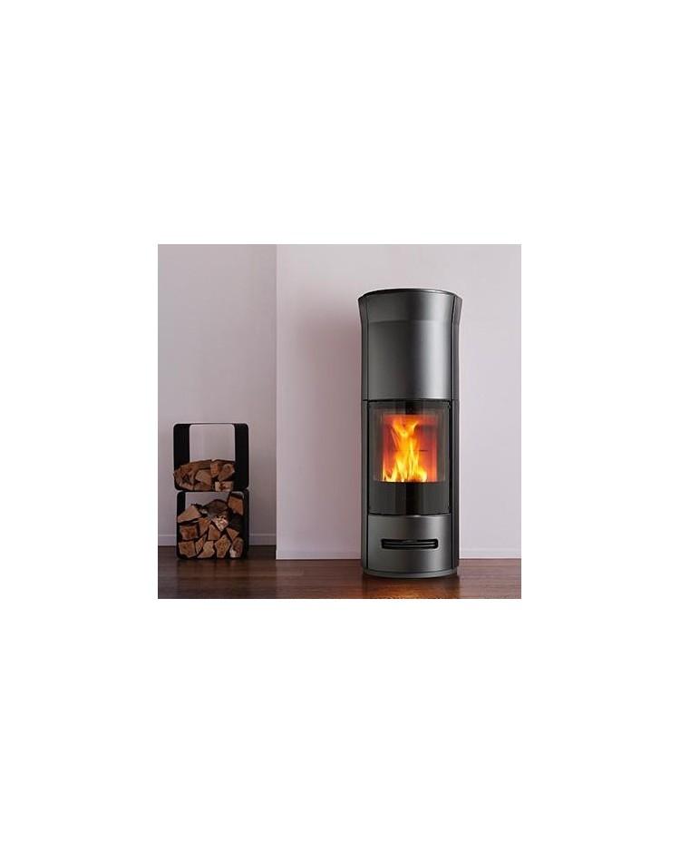 Stufa a legna stufa a legna stoves ceramiche pugi stufa - Piccola stufa a legna ...