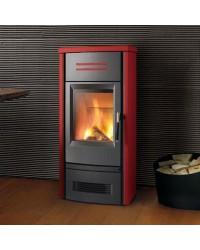 Stufa a legna Piazzetta mod. E927 M Burn Control System