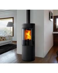 Stufa a legna Piazzetta mod. E924 A Burn Control System