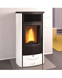 Stufa Thermo a pellet Superior mod. SABRINA TH