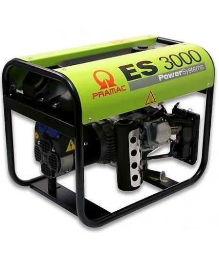 Generatore a scoppio Pramac mod. ES 3000 230V 50Hz