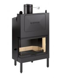 Monoblocco Thermo a legna Piazzetta mod. MT 381 D/S