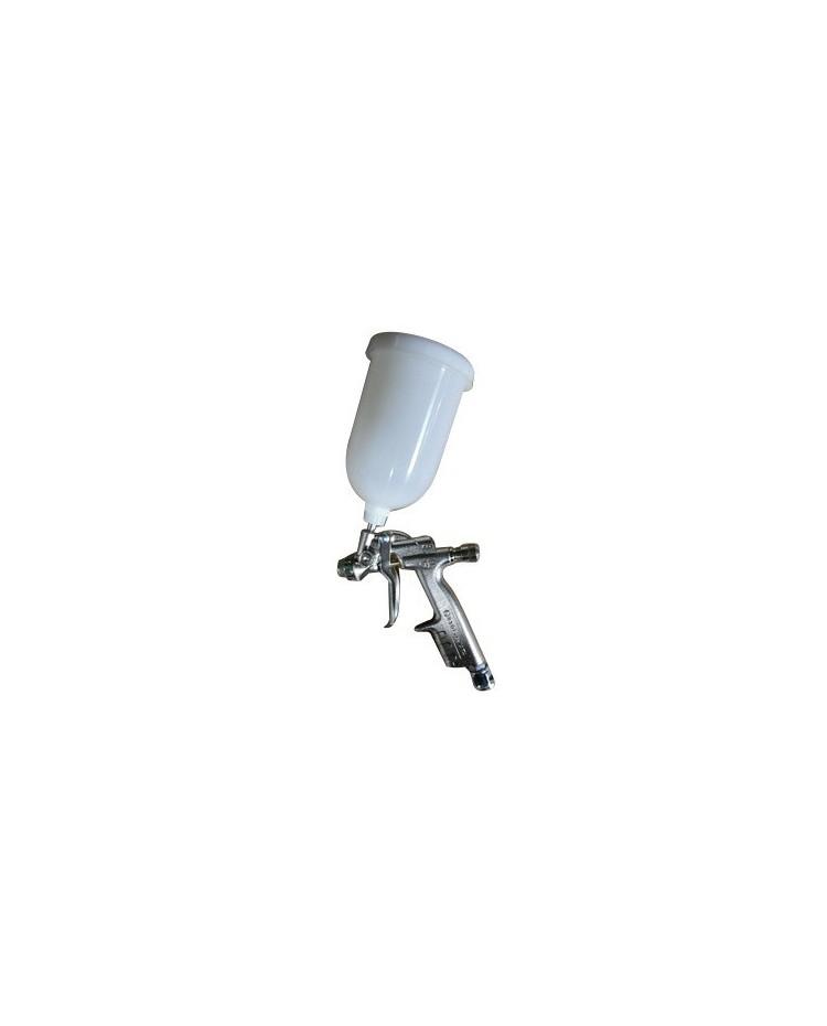 Aerografo ANI GF con serbatoio superiore gr.500 ugello 1,2