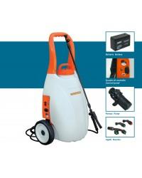 Pompa per irrorazione a trolley elettrica WORTEX mod. T25-E