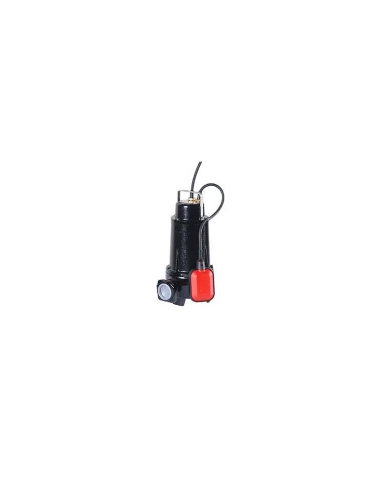 Elettropompa sommersa CONFORTO mod. HP 0,75 VRX 80/40 M ACQUE SPORCHE