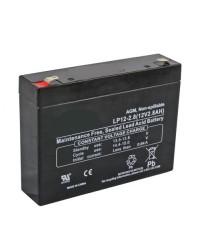 Batteria trattorino HUSQVARNA 12V 2,8Ah