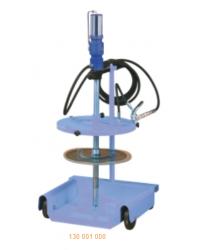 Pompa manuale per grasso in fusti da 50-60 kg LUBRITEK