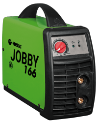 Saldatrice con inverter HELVI mod. JOBBY 166 +...