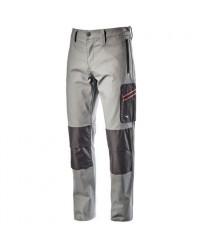 Pantalone DIADORA mod. STRETCH ISO Grigio Pioggia
