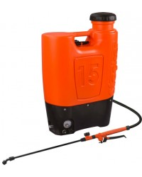 Pompa a spalla a batteria 12V lt.15 art.242