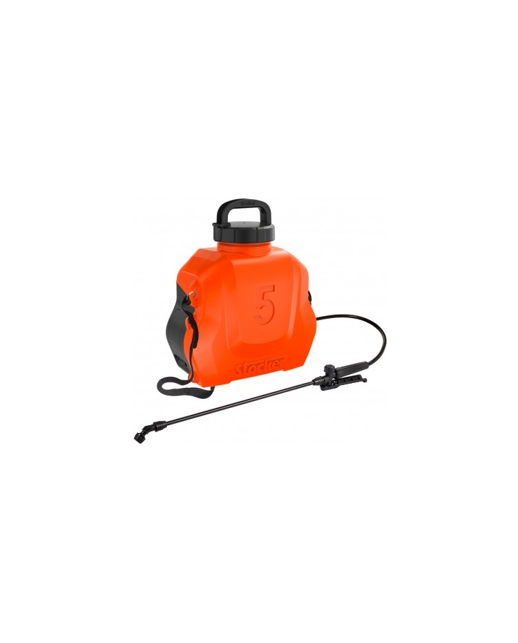 Pompa a spalla a batteria litio STOCKER 12V lt.5 art.230