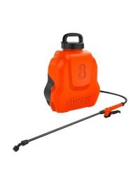 Pompa a spalla a batteria litio STOCKER 12V lt.8 art.237