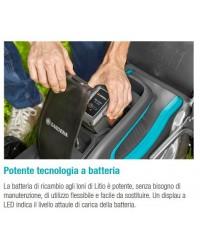Rasaerba a batteria GARDENA mod. PowerMax™ Li-40/32