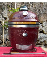 Barbecue MONOLITH KAMADO mod. JUNIOR a carbone