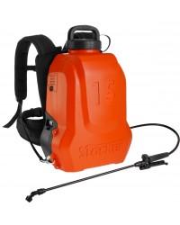Pompa a spalla elettrica STOCKER ERGO lt.15 LI-ION art.227
