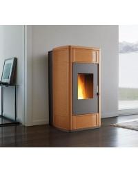 Stufa Thermo a pellet Piazzetta mod. P988 Thermo
